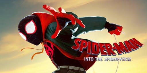 Spider-Man: Into the Spider-Verse - Movies Under the Stars
