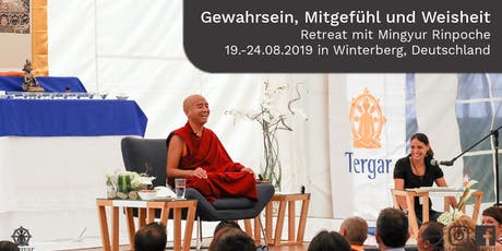 Retreat with Mingyur Rinpoche: Awareness, Compassion, and Wisdom - Essential Teachings from Joy of Living Tickets