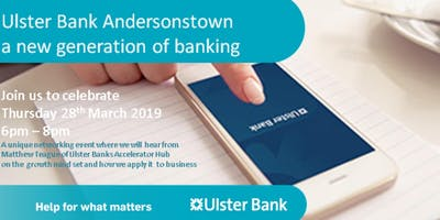 Ulster Bank Andersonstown - a new generation of banking