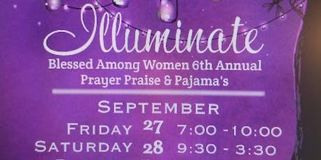 illuminate Prayer Praise & Pajama's  tickets