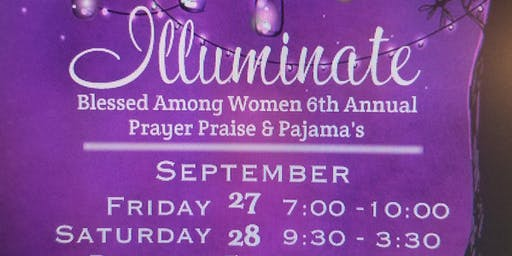 illuminate Prayer Praise & Pajama's