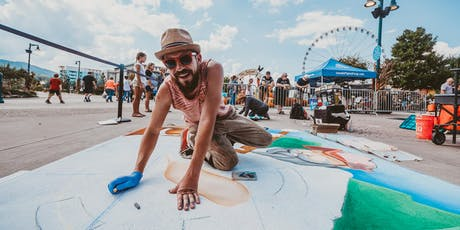 Chalkfest at The Island in Pigeon Forge tickets