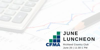 June CFMA Middle TN Membership Luncheon