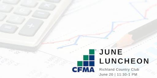 June CFMA Middle TN Membership Luncheon