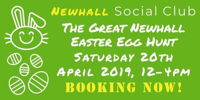 The Great Newhall Easter Egg Hunt