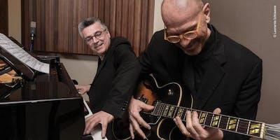 DADO MORONI, LUIGI TESSAROLLO Duet ad OLive Jazz Fest