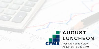 August CFMA Middle TN Membership Luncheon