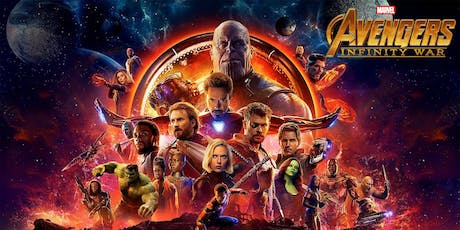 Avengers: Infinity War - Movies Under the Stars  tickets
