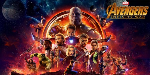 Avengers: Infinity War - Movies Under the Stars