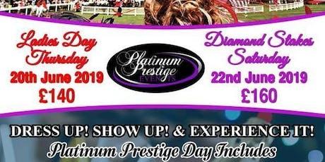 Royal Ascot 5* VIP Ladies Day 2019 tickets