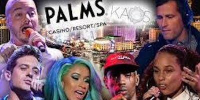 KAOS NIGHTCLUB @ PALMS - GUEST LIST & BOTTLE SERVICE - LAS VEGAS