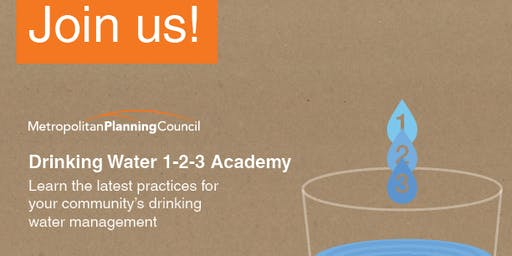 Drinking Water 1-2-3 Academy Regional Event #3