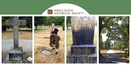 VOLUNTEERS NEED FOR CEMETERY PRESERVATION & CLEAN UP PROJECT! tickets