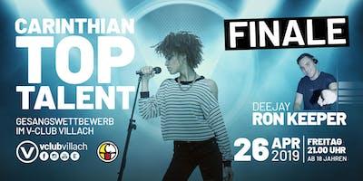 CTT - Carinthian Top Talent Show presented by DJ Ron Keeper