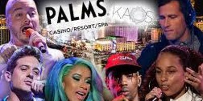 KAOS NIGHTCLUB @ PALMS - GUEST LIST & BOTTLE SERVICE - LAS VEGAS