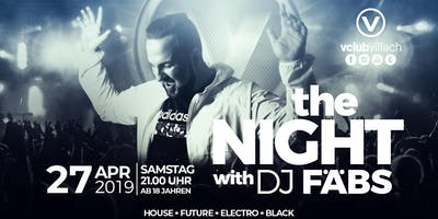 The Night with DJ Fäbs