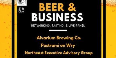 Beer & Business: Alvarium Brewing Co, Pastrami on Wry, NEAG