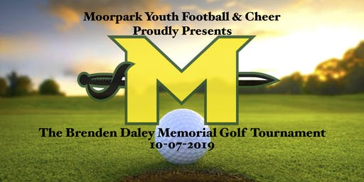 Brenden Daley Memorial Golf Tournament Presented by MMYF&C
