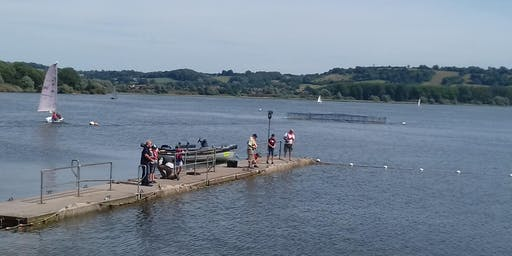 Family Fishing Day at Chew Valley Lake