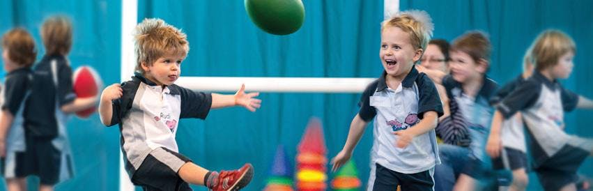 FREE Rugbytots taster session for 3.5 - 5 yea