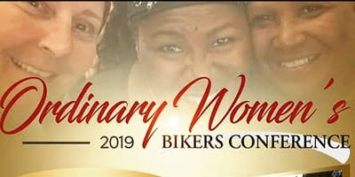 Queen City Biker Church Presents OrdinaryWomen's 2019 Bikers Conference