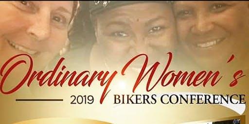 Queen City Biker Church Presents OrdinaryWomen's 2019 Bikers Conference
