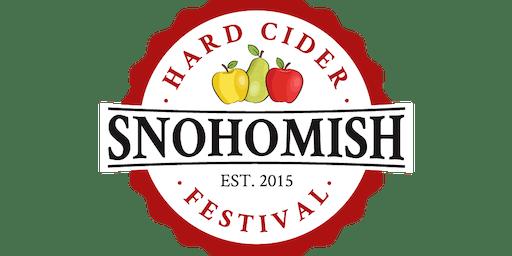 2019 Snohomish Hard Cider Festival