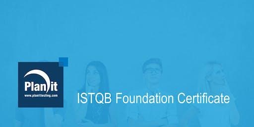 ISTQB Foundation Certificate Training Course - Perth