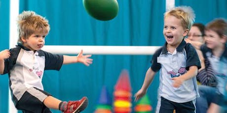 FREE Rugbytots taster session for 5 - 7 years Devizes tickets