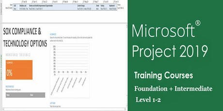 Microsoft Project Training Courses- Managing Projects using MS.Project | Weekdays tickets