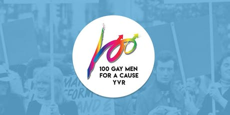 100 Gay Men for a Cause tickets