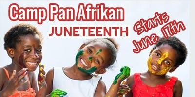 Play Pan Afrikan Summer Camp