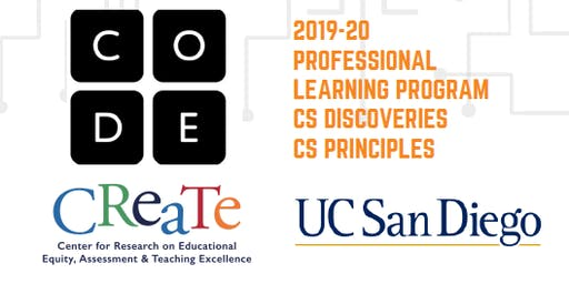 Code.org 2019-20 Professional Learning Program