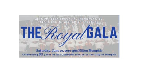 The ROYAL Gala: Memphis Zetas 80th Anniversary tickets