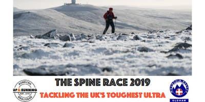The Spine Race - tackling the UK\