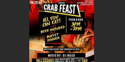 UMES BALTIMORE ALUMNI CRAB FEAST