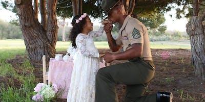 Father & Daughter Tea