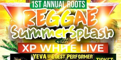 1ST ANNUAL REGGAE SUMMER SPLASH