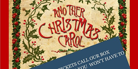 Don't Go Into the Cellar - Another Christmas Carol tickets