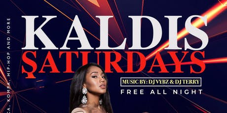 KALDIS SATURDAYS (SATURDAYS ON THE ROOFTOP) tickets