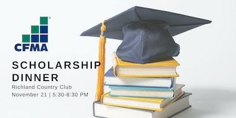 Annual CFMA Scholarship Dinner tickets