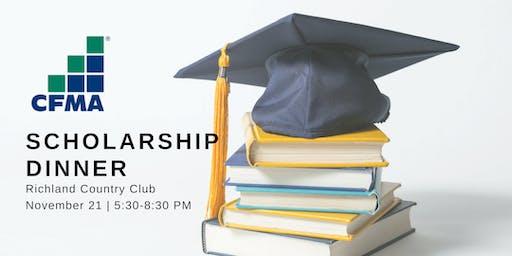 Annual CFMA Scholarship Dinner