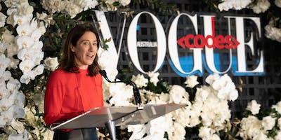 Vogue Codes Summit - Sydney