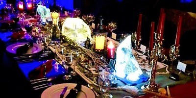 """Dinner With A Ghost """"585""""Mansion Wytheville Virginia"""
