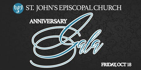 St. John's Anniversary Gala tickets
