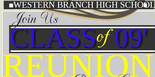Western Branch '09 Class Reunion