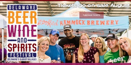 Delaware Beer Wine and Spirits Festival tickets