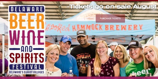 Delaware Beer Wine and Spirits Festival