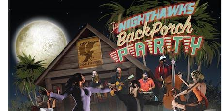 The Nighthawks w/ Steady Rollin' Bob Margolin & Rev. Billy C. Wirtz tickets