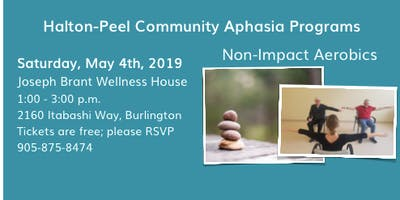 Aphasia NIA Wellness Event